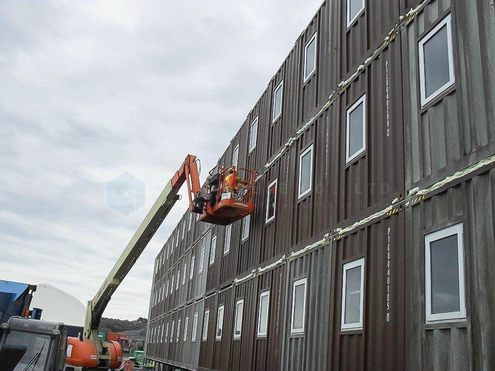 Canada Northern Worker Housing