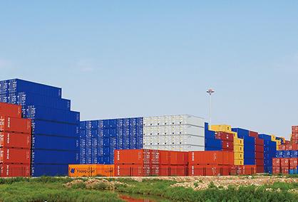 ISO海运箱